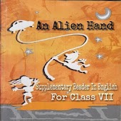 An Alien Hand class VII English Textbook