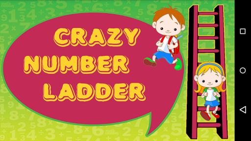 Crazy Number Ladder