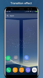 S S8 Launcher - Galaxy S8 Launcher, theme, cool - náhled