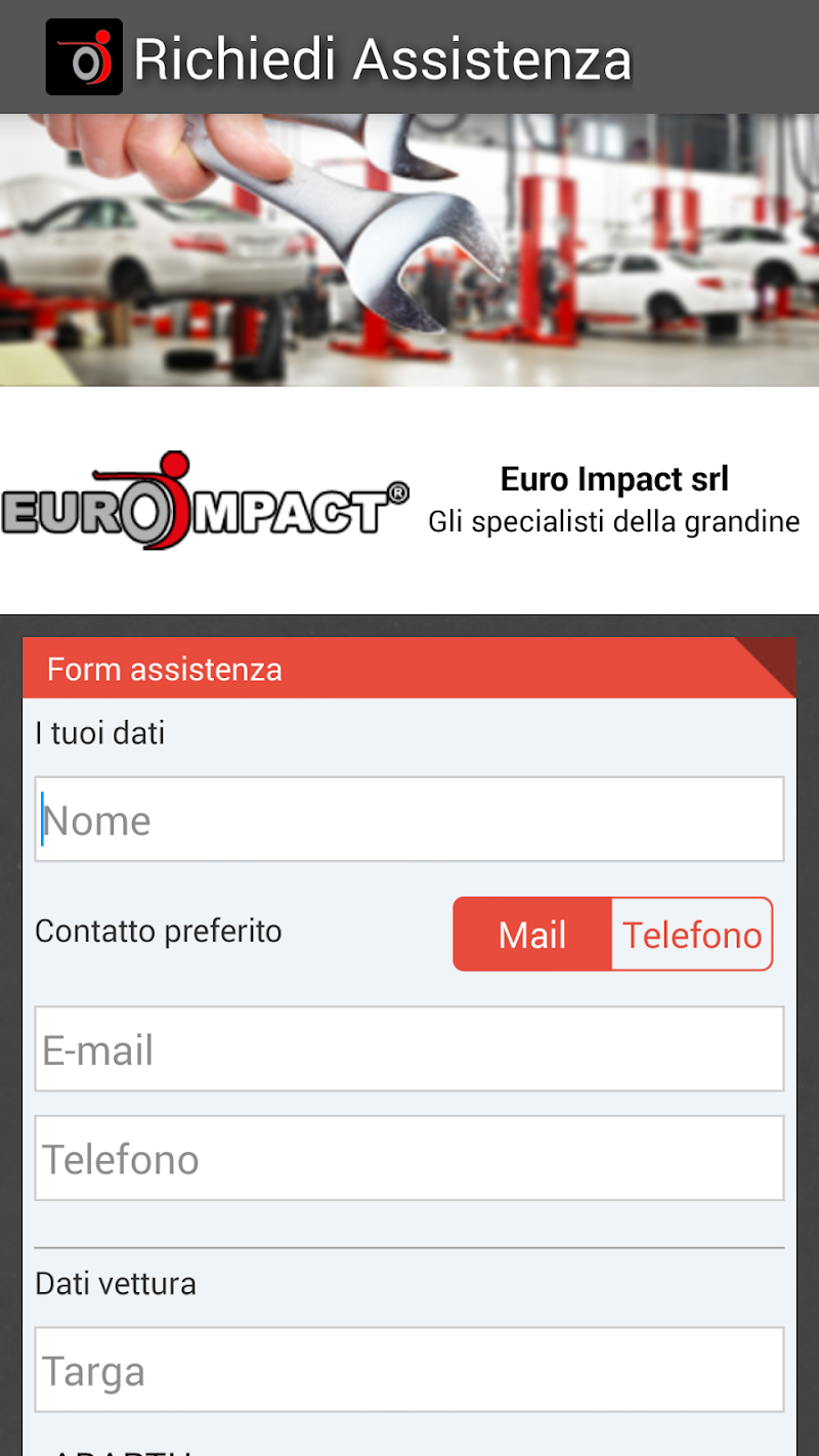 Скриншот Carrozzeria EuroImpact