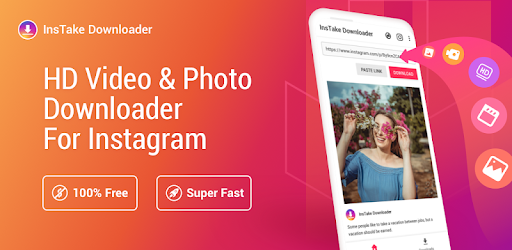 Instake Downloader - Photo & Video Downloader For Instagram, Repost Ig Mod APK