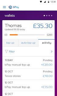 bPay- screenshot thumbnail
