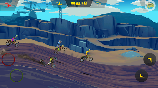 Mad Skills Motocross 3 Mod Apk 1.3.4 (Free Shopping) 2