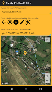 geoGPS trial- screenshot thumbnail