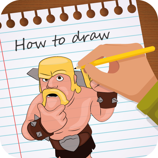 Draw Clash of Clans for PC