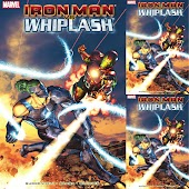 Iron Man vs. Whiplash