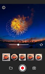 Fisheye Lens Video - náhled
