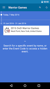 2016 DoD Warrior Games- screenshot thumbnail