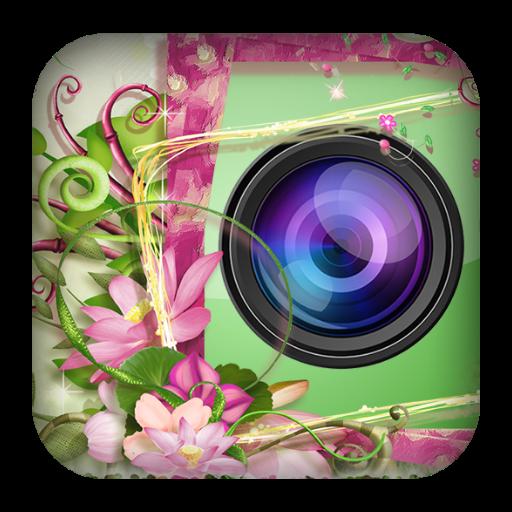 自然のフレーム 攝影 LOGO-玩APPs