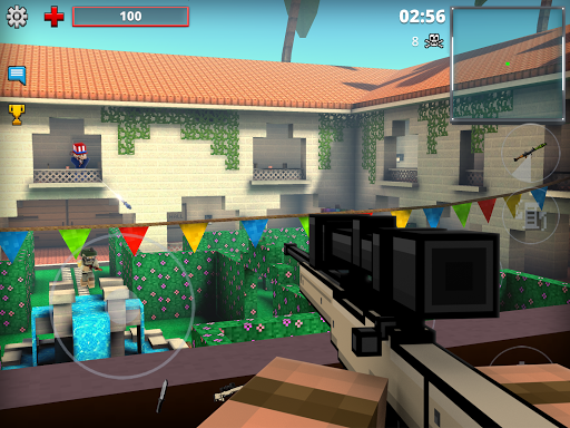 Pixel Strike 3D - FPS Gun Game  screenshots 10