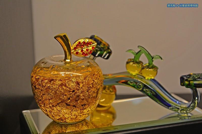 台灣玻璃館玻璃藝品
