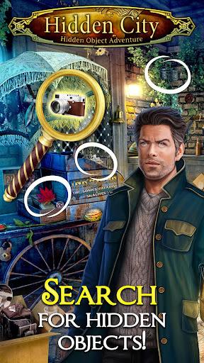 PC u7528 Hidden City: Hidden Object Adventure 1