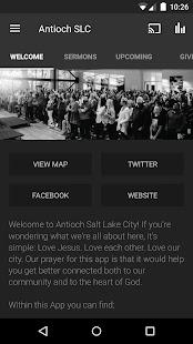 Antioch Salt Lake City - náhled