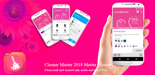 Cleaner Master 2018 & Master Cleaner - Apps on Google Play