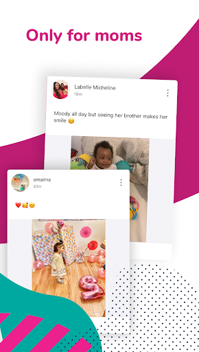 Social Mom - the Parenting App for Moms ss2