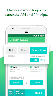 Scoop - Carpool with Co-Workers & Neighbors- screenshot thumbnail