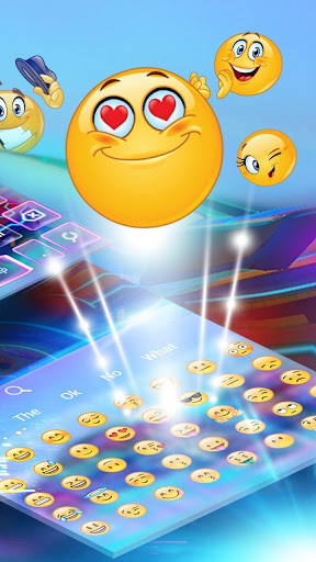 Speedy Sportscar Keyboard 10001006 screenshots 3
