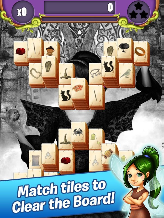 Mahjong Mystery: Escape The Spooky Mansion Android 9