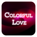 Red Color Love icon