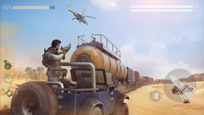 Cover Fire: Shooting Games PRO Screenshot 4