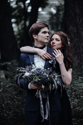 Свадебный фотограф Полина Евтифеева (terianora). Фотография от 21.10.2017