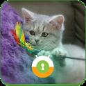 Holi Cat Wall & Lock icon