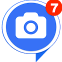 Free Group Video Chat, Call, Message App icon