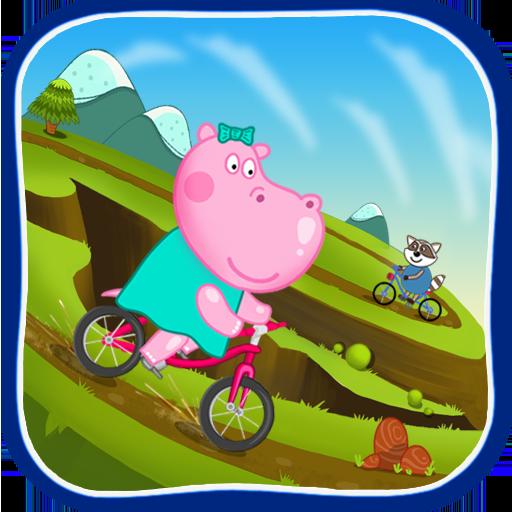Bicycle Racing: Kids Games