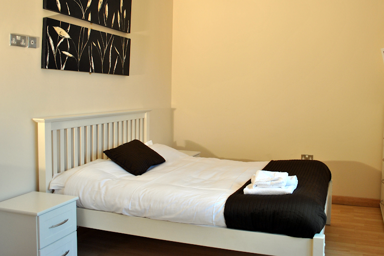 Bedroom at Manchester City Centre