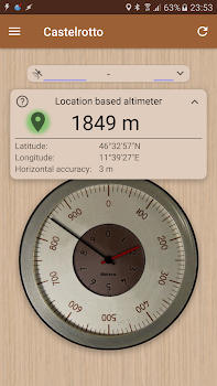 Accurate Altimeter