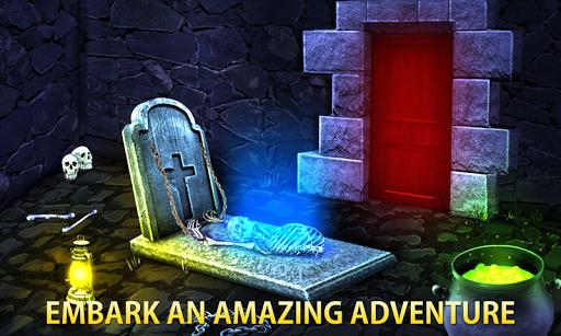 Escape Mystery Room Adventure - The Dark Fence modavailable screenshots 14