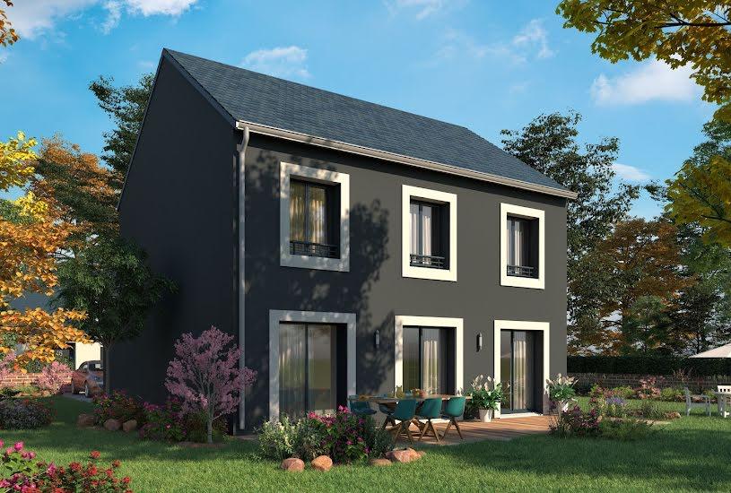Vente Terrain + Maison - Terrain : 540m² - Maison : 114m² à Saint-Rémy-lès-Chevreuse (78470)