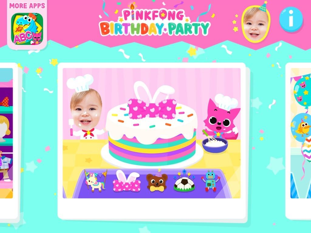 Pinkfong Birthday Party Android Apps On Google Play