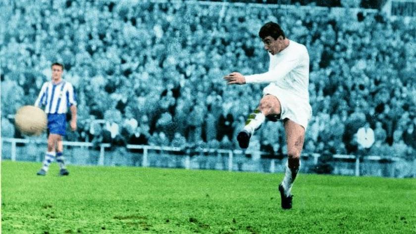 Se ha marchado una leyenda del Real Madrid.