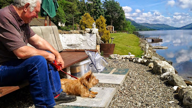 Photo: Pet friendly cottage sleeps 4, August 2-9 on Loch Earn, Lochearnhead, central Scotland where perthshire meets Stirlingshire and The Trossachs at the gateway to the Highlands. www.stayatbriar.co.uk Is in the Loch Lomond and The Trossachs National Park - enquire now Kim 07917 416 497 email briarinfo@btinternet.com(NB: 2 dogs welcome if only 2 people) #ukphotography  +Half Term Dates +Sheridan's Guides +Dog Friendly Together +Pet Magazine - for pets & pet owners +Dog Friendly UK +Dugs n Pubs +LomondTrossachs
