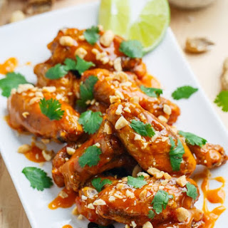 how to make sweet chili wings
