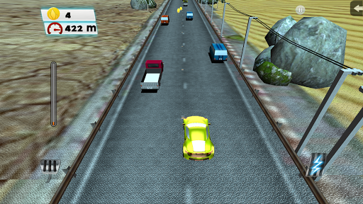 Traffic Racer : Car Racing