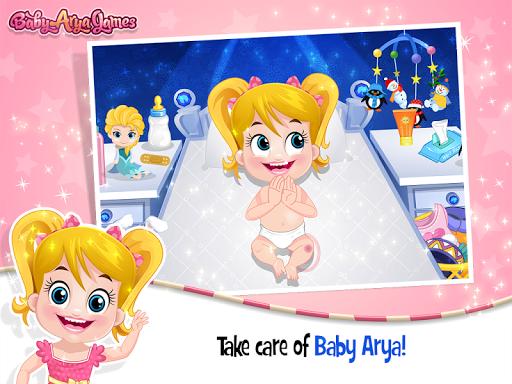 Arya Frozen Baby Care 1.0.1 screenshots 6