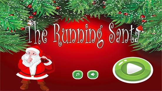 The Running Santa - náhled