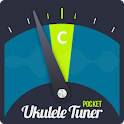 Pocket Ukulele Tuner icon