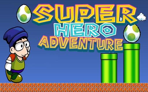 Super Hero Adventure Run