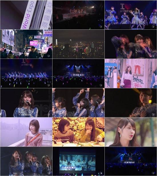 (TV-Music)(720p+1080i) 乃木坂46 meets Asia! ~香港ver.~(M-ON! HD) 180331