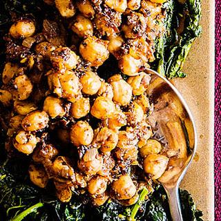 Tamarind Chickpea Curry