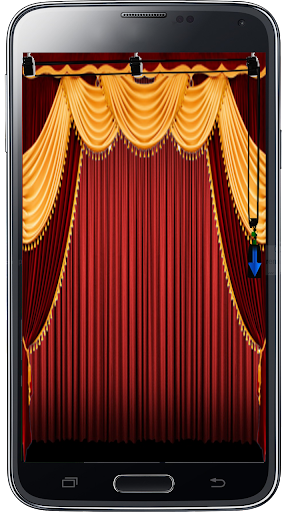 Curtain Screen Lock