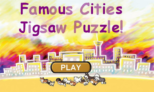 Famous Cities Jigsaw Puzzles 2