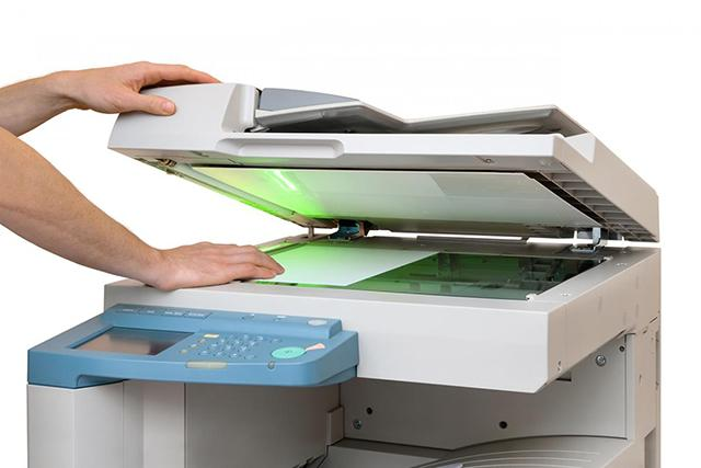 Quy trình thuê máy photocopy cũ