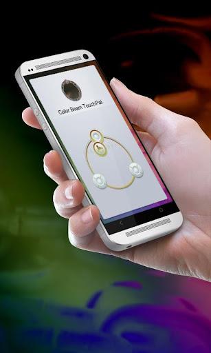 彩色光束 TouchPal