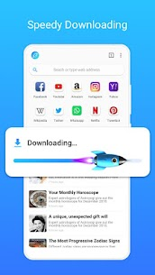 Speed Browser & Explorer & News App Download For Android 3