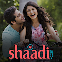 Shaadi.com® - No.1 Rated Matchmaking App icon