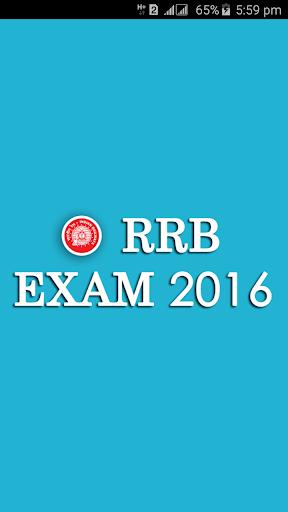 RRB EXAM 2016 FREE PRACTICE